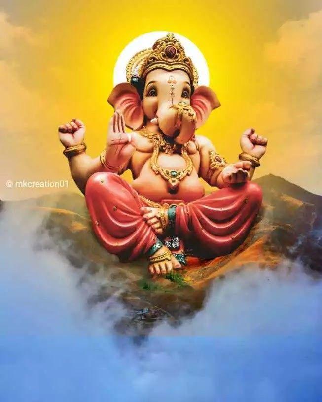 Ganesh chaturthi editing background || Ganpati editing background