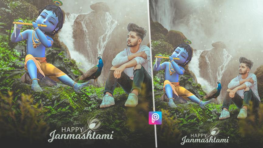 Janamashtami editing