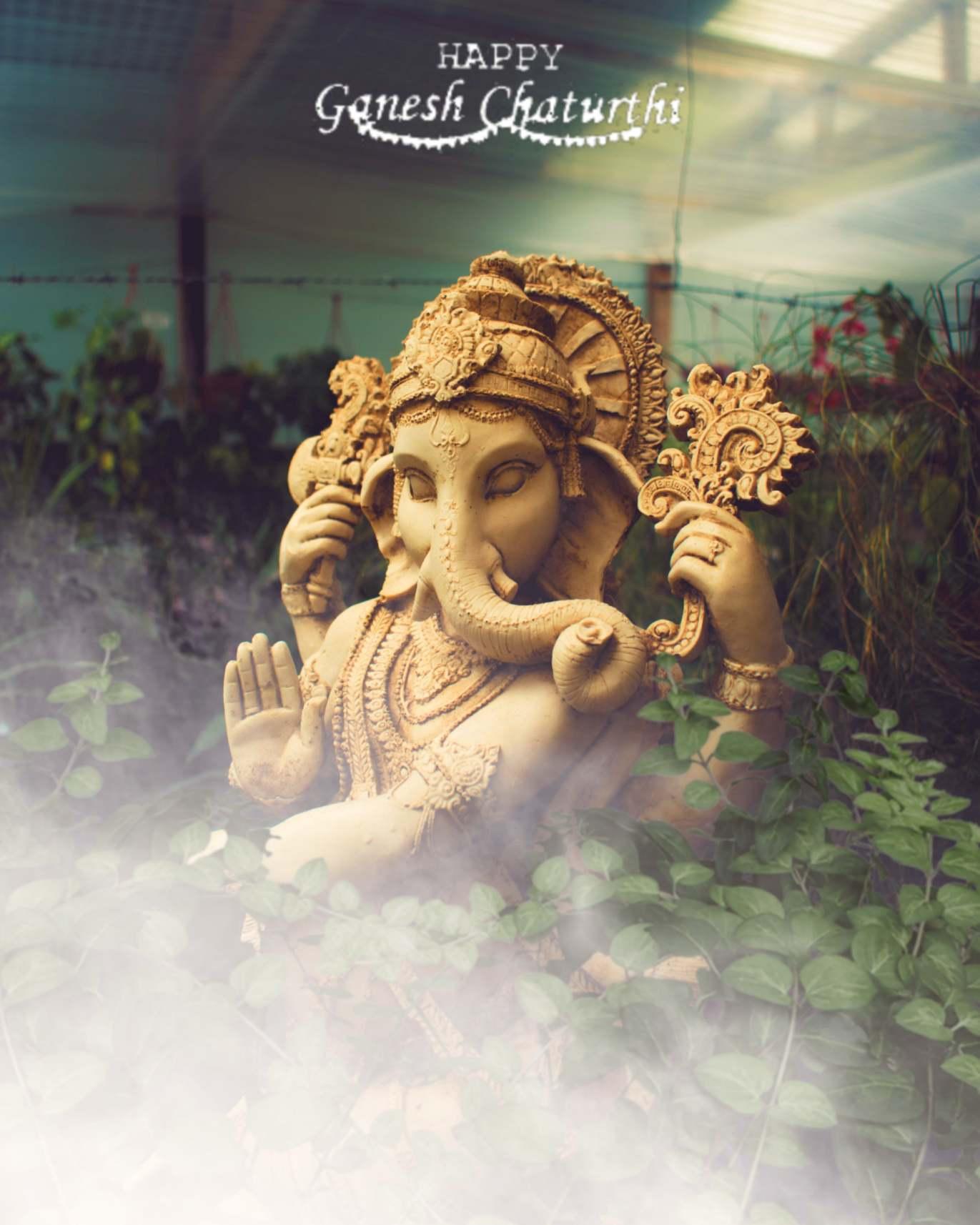 Happy ganesh chaturthi editing background || Ganesh editing background