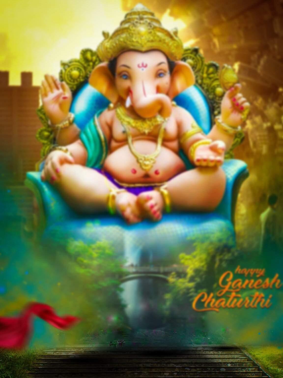 editing background_Ganesh chaturthi background