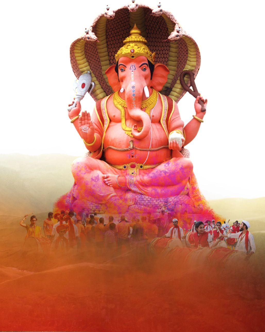 Ganpati sobha Yatra editing background_Ganesh Yatra editing background