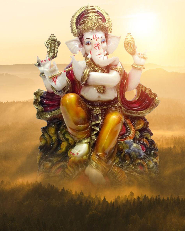 Sun shine Ganpati background_Sun shine Ganpati bappa morya background