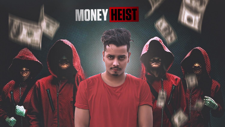 Money heist thumbnail