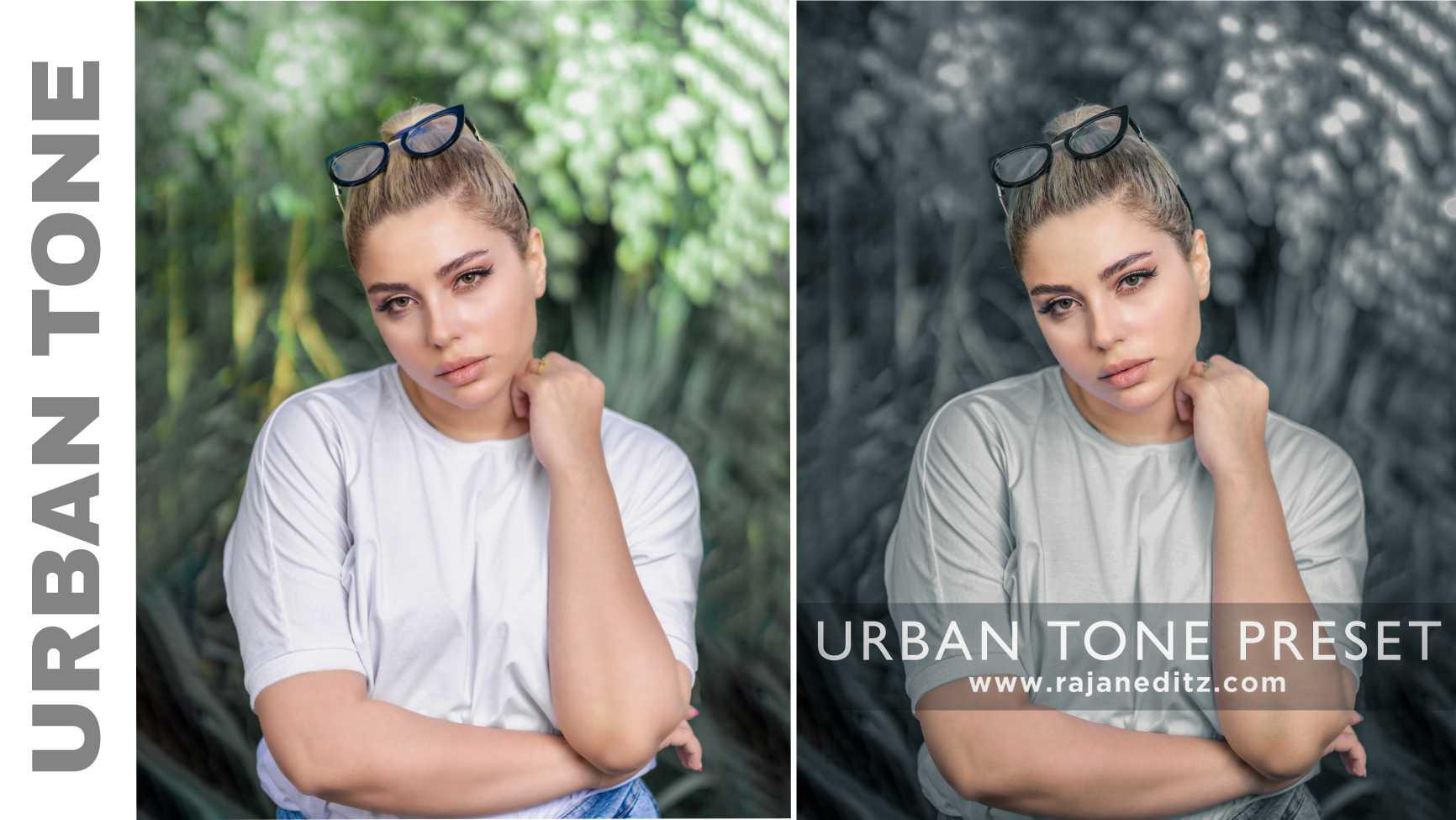 Urban tone preset thumbnail download free