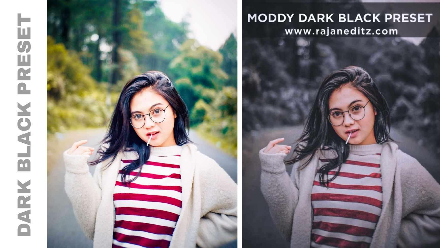 Moddy dark black preset_moddy dark preset_moddy black preset