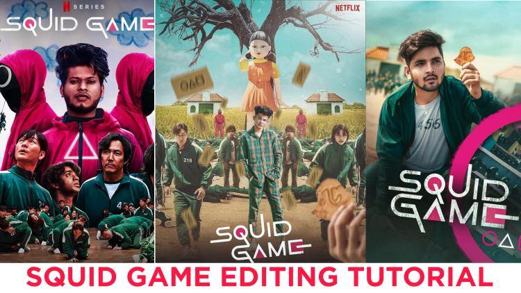 \Squid game background